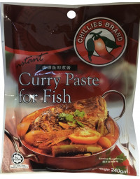 CHILLIES Instant Curry Paste for Fish
