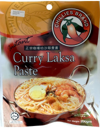 CHILLIES Instant Curry Laksa Paste