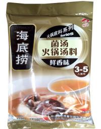 Mushroom Hot Pot Soup Base