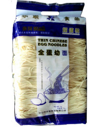 Thin Chinese Egg Noodle