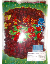 Dried Red Dates with Seed 300g