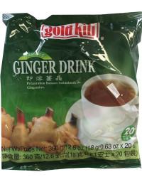 Gold Kili Instant Ginger Drink Bags