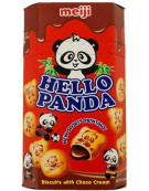 MEIJI Hello Panda Chocolate Cookies