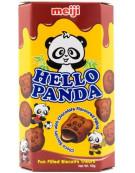 MEIJI Hello Panda Double Chocolate Cookies