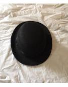 Black BOWLER HAT Party Costume Derby