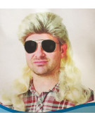 Fashion 70s 80s Mullet Wig Mens
