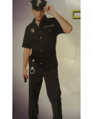 Men's Policeman police uniform