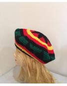 Jamaican Bob Marley Rasta Beanie