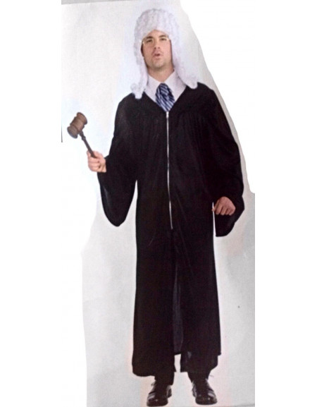 Adult Judge Lawyer Barrister Costume