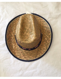 Adults Summer Straw Hat Cowboy