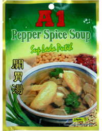 A1 Pepper Spices Soup