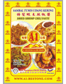 Best One A1 Dried Shrimp Chilli Paste